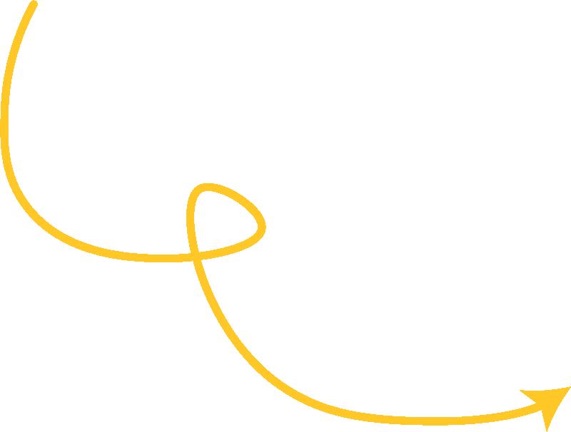 Icon Pfeil gelb